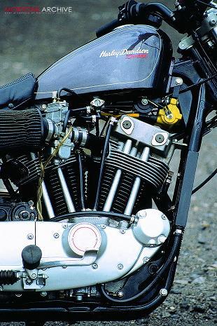 Harley-Davidson XR1000 special