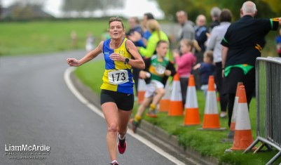 Armagh 10 mile and 4 mile race The Navan Armagh 8 October 2017 CREDIT: www.LiamMcArdle.com