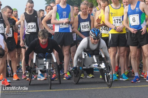 Navan Road Races Navan, Armagh, Co.Armagh 11 October 2015 Credit: LiamMcArdle.com