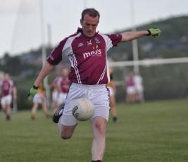 Armagh County League Div 1 - Ballymacnab v Crossmaglen CREDIT: LiamMcArdle.com