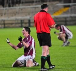 Armagh Senior Football Championship Semi-Final : Ballymacnab 2-11 Granemore 0-11 CREDIT:LiamMcArdle.com