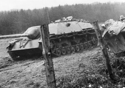 Panzer IV70 V Tank Destroyer Also Known As The