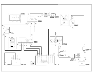 Fiat Ducato Misc Documents Electrical Diagram PDF | Page 45