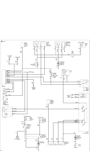 Suzuki Swift 1994 Misc Docuemnts Wiring Diagrams PDF