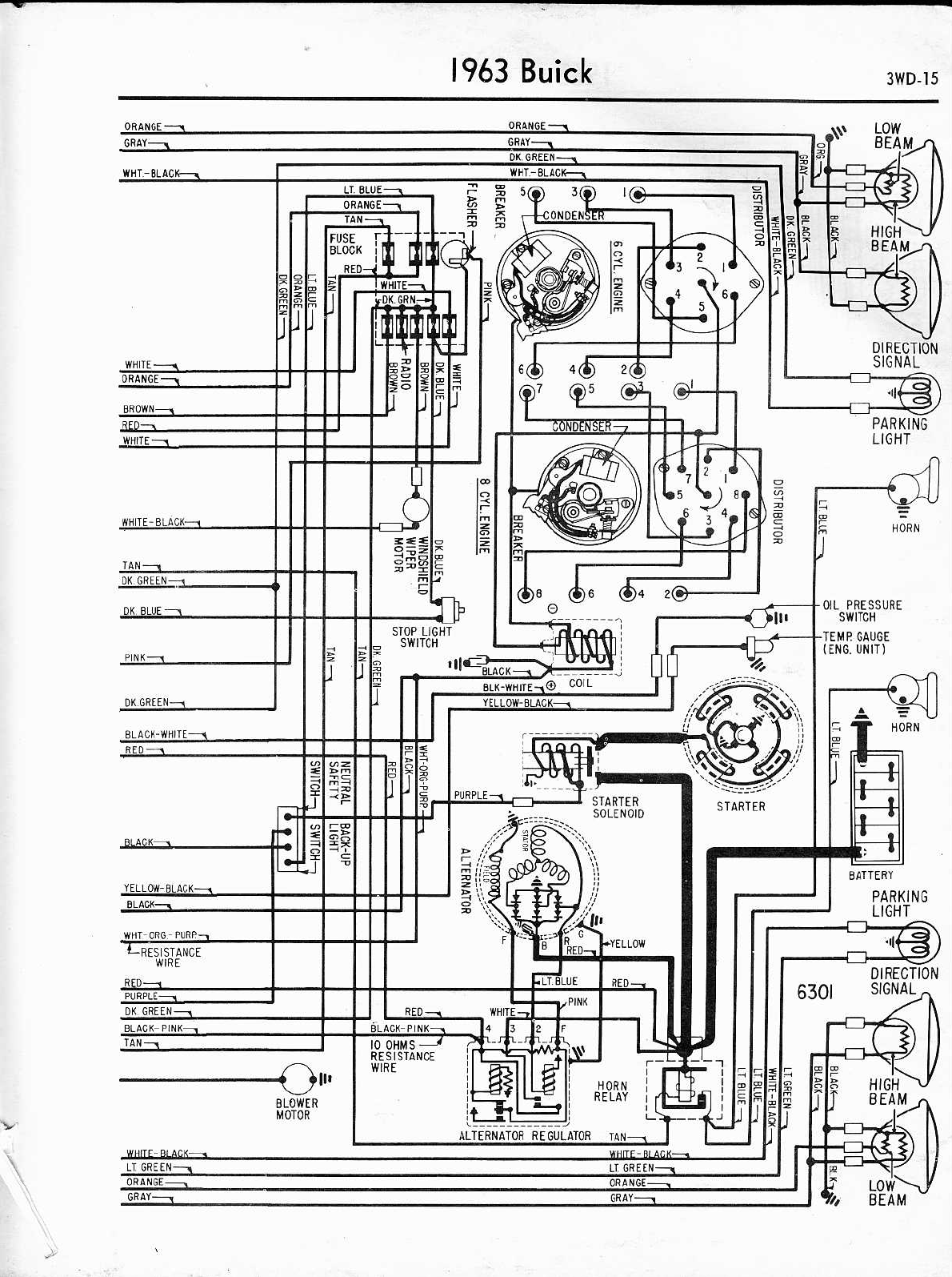 Lucas Voltage Regulator Wiring Diagram