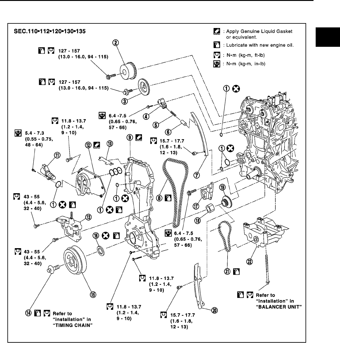 Nissan Primera P12 Workshop Manual 16