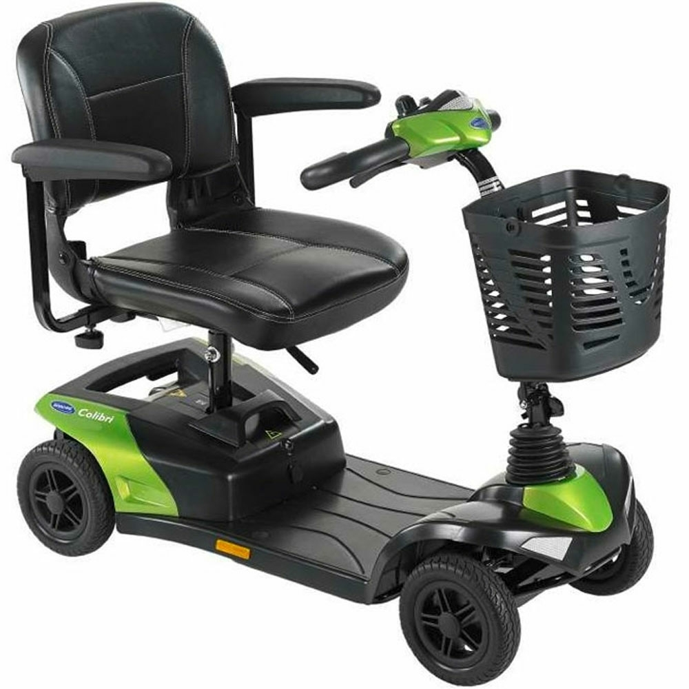 Millercare Buzzard 2 Mobility Scooter Lime Green