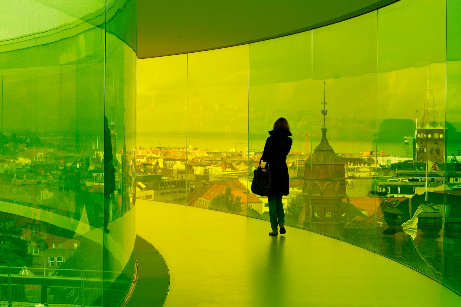 Your Rainbow Panorama Artwork Studio Olafur Eliasson