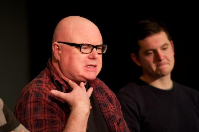 Podcast: Feeling Donny Stixx's rage with Philip Ridley