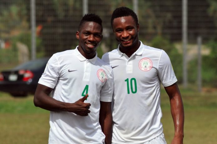 Image result for We're focused on Algeria encounter – Mikel