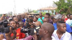 Image result for Ondo: PDP Youths protest, want election postponed
