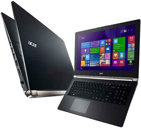 ¿Cuáles son los mejores ordenadores portátiles 2015?: Acer Aspire V17 Nitro