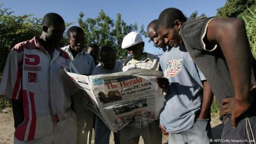 Zimbabwe : 200 journalistes au chômage en une semaine
