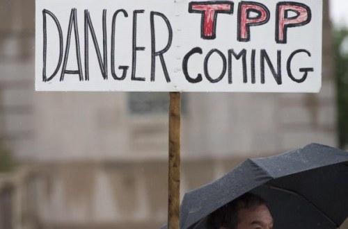 Le TPP a été signé, la plus grande menace sur internet