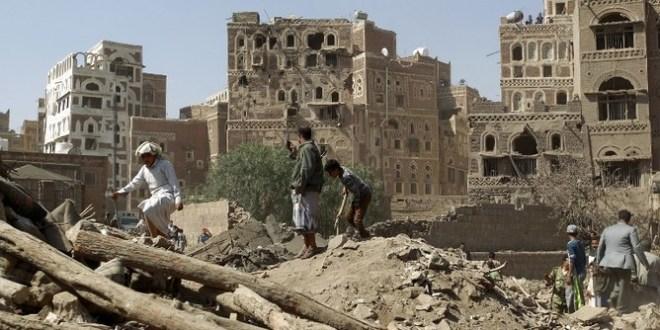 Missiles contre pisé, le patrimoine du Yémen en danger