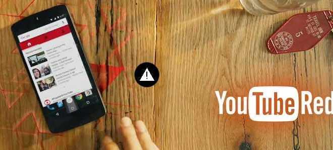 Youtube Red en négociation pour diffuser des films et des séries TV