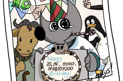 GIMP a 20 ans, joyeux anniversaire !