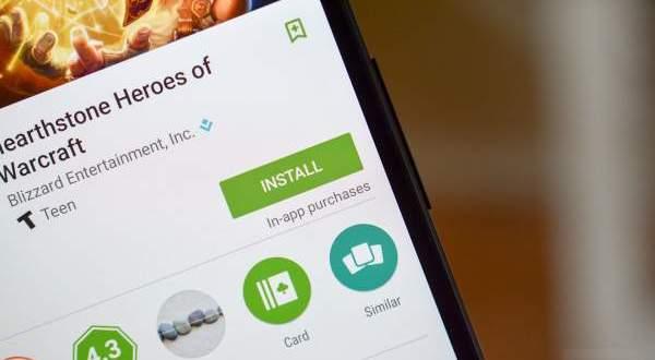 Google Play : Google va clairement indiquer les applications avec de la publicité