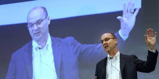 Andy Rubin, le père d'Android, va se lancer dans les Smartphones