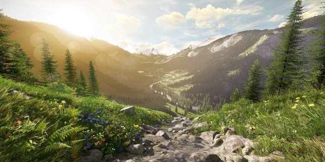 Amazon Lumberyard, un moteur de jeu gratuit intégré à Amazon Cloud et Twitch