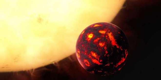Une Super-Terre pourrait avoir du cyanure dans son air