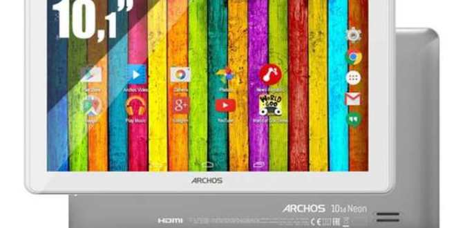 Bon Plan : Tablette Archos et Lenovo Yoga Tab3