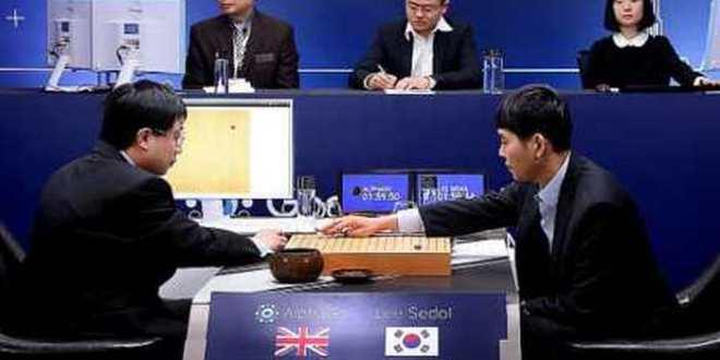 Lee Se-Dol gagne le 4e match contre AlphaGo