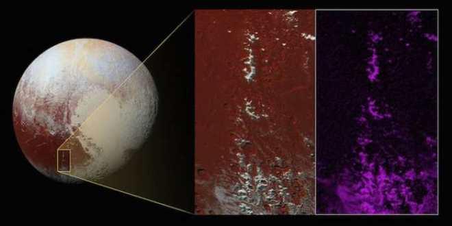 Merveilleuse et étrange, Pluton dévoile ses secrets