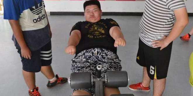 L'obésité crève le plafond chez les enfants ruraux en Chine