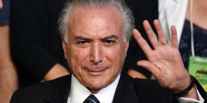Brésil : Michel Temer, une source pour les renseignements américains en 2006