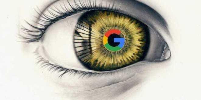 Google ne vous quitte jamais des yeux