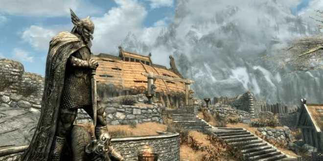 Skyrim est de retour sur PS4 et Xbox One