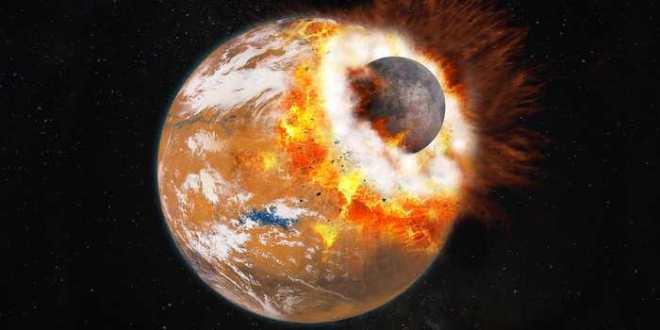 Mars possédait de nombreuses lunes à une époque