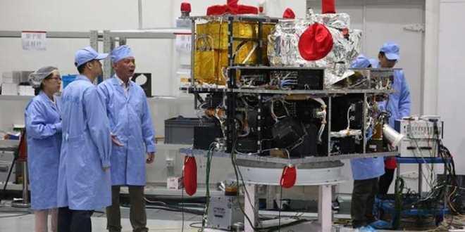 Un satellite chinois est un pas de géant pour l'internet quantique