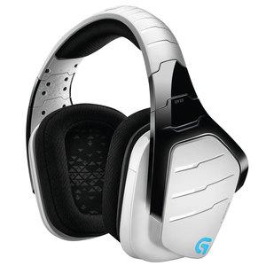 Le casque Logitech G933 Artemis Spectrum RGB propose une excellente qualité sonore, des boutons programmables, le support du sans-fil et un micro d'une clarté cristalline.