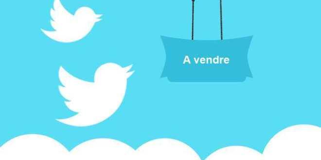 Twitter cherche un acquéreur, Salesforce et Google sont intéressés