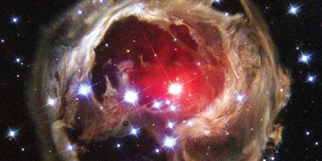 Une possible Nova rouge visible à l'oeil nu en 2022 ?