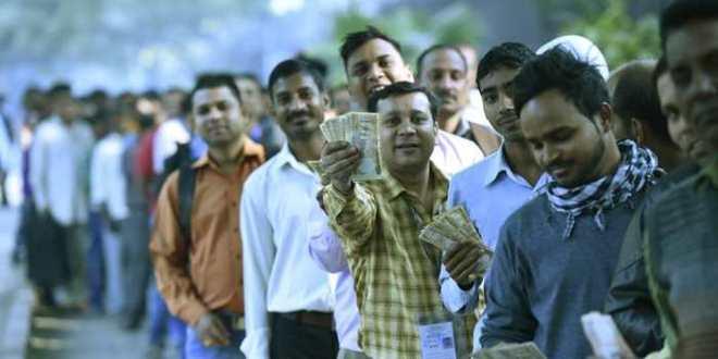 Inde : Panique sur la suppression des billets de 500 et de 1000 roupies