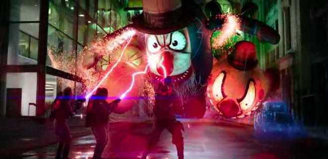 SOS Fantômes (2016), parodique jusqu'au bout