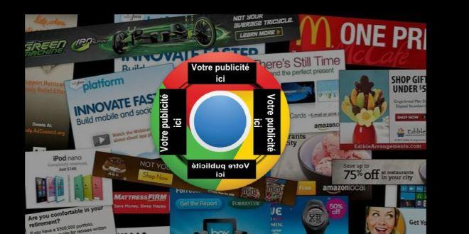Blague du siècle : Chrome va filtrer la publicité
