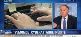 TV5 Monde avait donné ses mots de passe en Live
