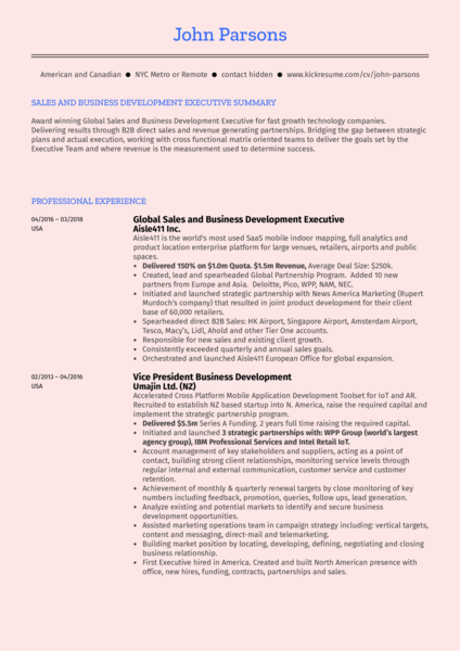 Accounting Finance Resume Samples From Real Professionals