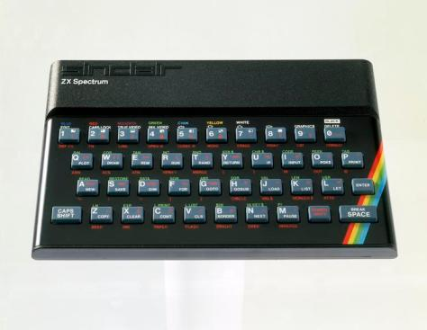 Image result for zx spectrum computer