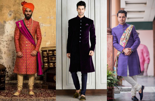 Mens Formal Indian Wedding Outfits And Suits