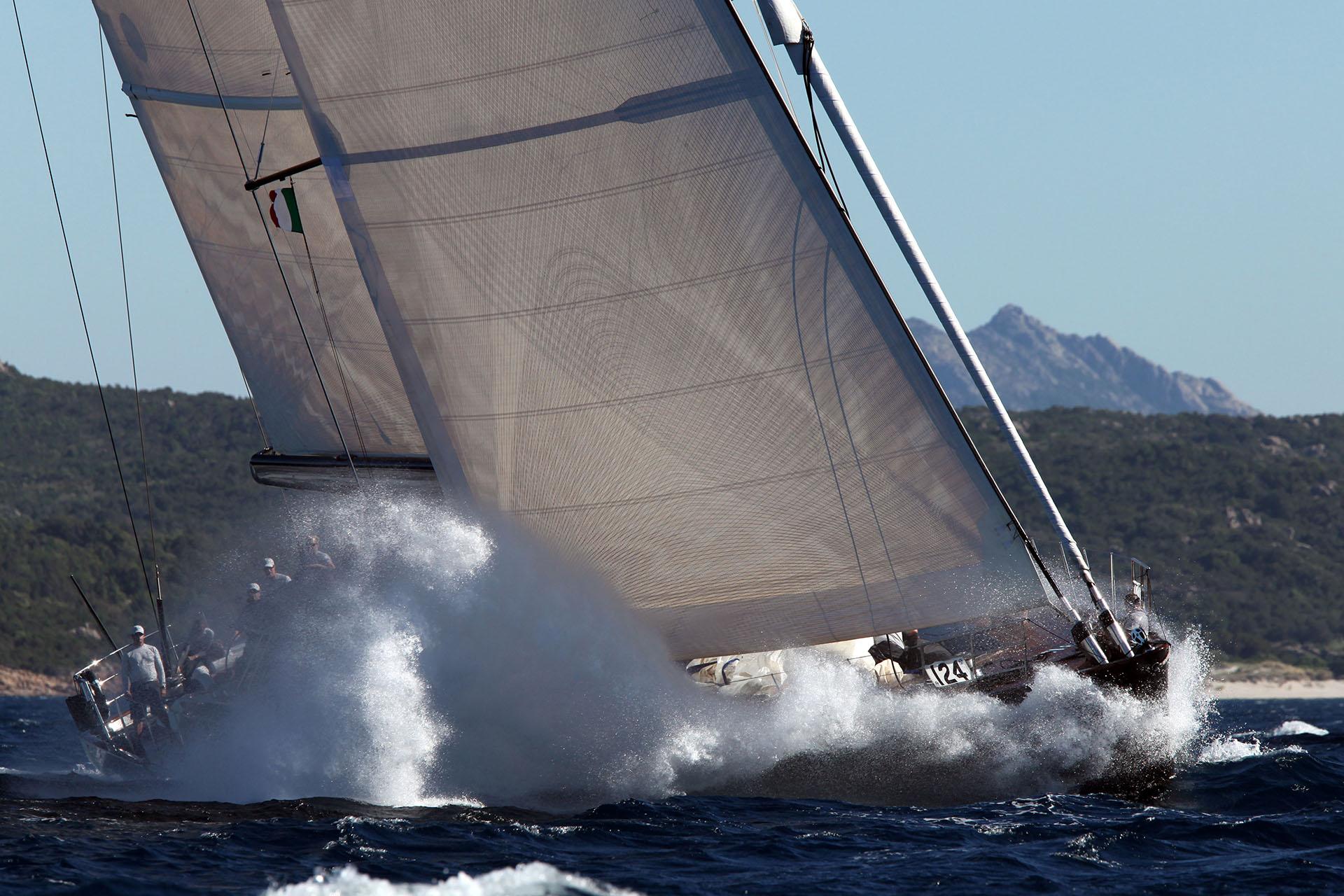 Loro Piana Superyacht Regatta - Photo: © Andrea Pisapia /Studio Borlenghi