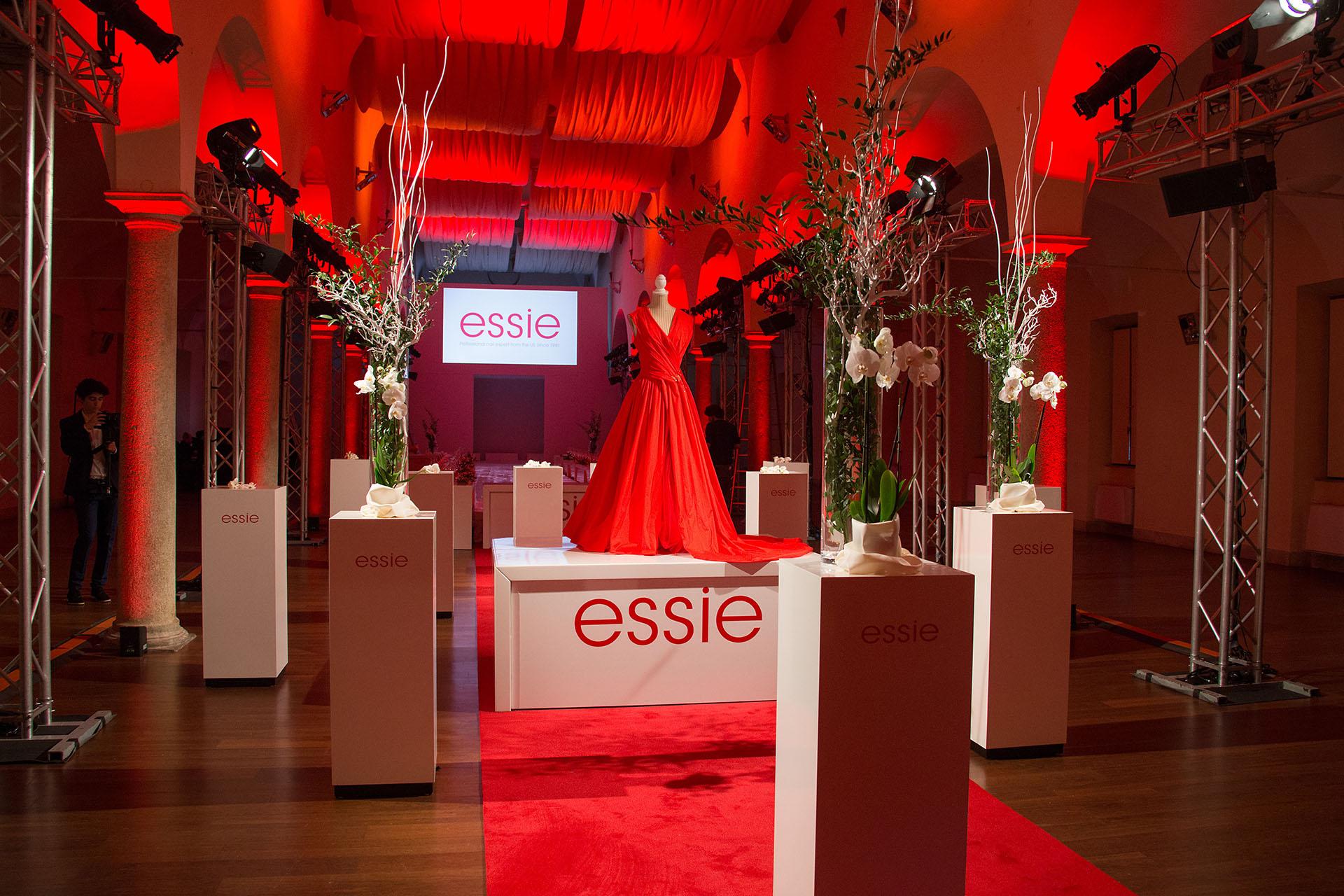 Essie Showroom - Photo: © Andrea Pisapia / Spazio Orti 14