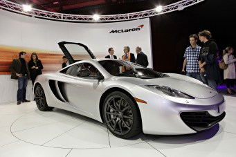 McLaren - Photo: © Andrea Pisapia / Spazio Orti 14
