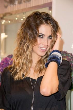 Melissa Satta per Swarovski - Photo: © Andrea Pisapia / Spazio Orti 14