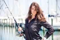 Maria Elena Monego Fishing Beauty - Photo: © Andrea Pisapia / Spazio Orti 14