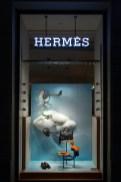 Vetrine Hermès Photo: © Andrea Pisapia Spazio Orti 14